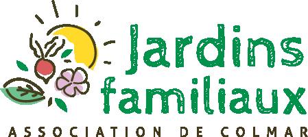 Jardins familiaux de Colmar Logo